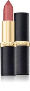 L'Oréal Paris Color Riche Matte hidratáló rúzs matt hatással