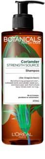 L'Oréal Paris Botanicals Strength Cure šampon pro oslabené vlasy