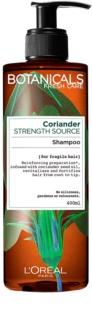 L'Oréal Paris Botanicals Strength Cure šampon za oslabljenu kosu