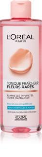 L'Oréal Paris Precious Flowers lotion visage pour peaux normales à mixtes