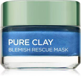L'Oréal Paris Pure Clay mascarilla contra los puntos negros