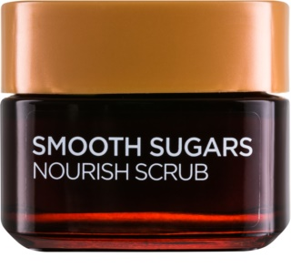 L'Oréal Paris Smooth Sugars Smoothing and Nourishing Body Scrub