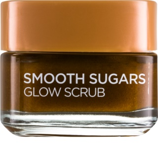 L'Oréal Paris Smooth Sugars Scrub maska za sjaj lica