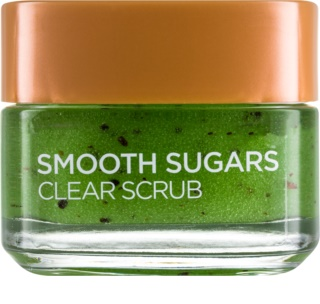 L'Oréal Paris Smooth Sugars Cleansing Peeling Anti-Blackheads