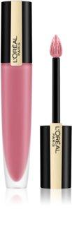 L'Oréal Paris Rouge Signature matný tekutý rúž