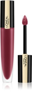 L'Oréal Paris Rouge Signature batom líquido com efeito mate