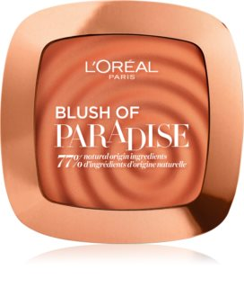 L'Oréal Paris Wake Up & Glow Life's a Peach blush
