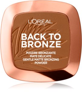 L'Oréal Paris Wake Up & Glow Back to Bronze бронзант