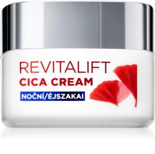 L'Oréal Paris Revitalift Cica Cream Nachtcreme gegen Falten