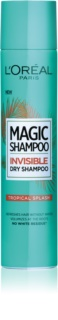 L'Oréal Paris Magic Shampoo Tropical Splash  Invisible Volumizing Dry Shampoo
