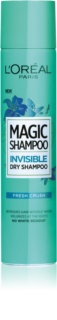 L'Oréal Paris Magic Shampoo Fresh Crush Invisible Volumizing Dry Shampoo