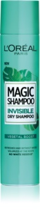 L'Oréal Paris Magic Shampoo Vegetal Boost Invisible Volumizing Dry Shampoo