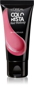 L'Oréal Paris Colorista Hair Makeup enodnevni lasni make-up za temne lase