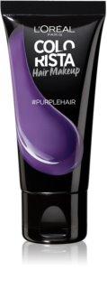 L'Oréal Paris Colorista Hair Makeup Haar-Make-up für einen Tag für dunkles Haar