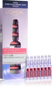 L'Oréal Paris Revitalift Filler Serum Hyaluronic Filling In Ampoules