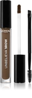 L'Oréal Paris Unbelieva Brow gel para cejas de larga duración