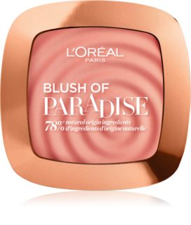 L'Oréal Paris Wake Up & Glow Melon Dollar Baby blush para todos os tipos de pele