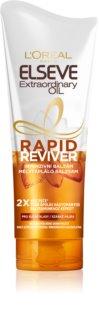 L'Oréal Paris Elseve Extraordinary Oil Rapid Reviver balzam pre suché vlasy