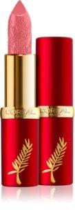 L'Oréal Paris Limited Edition Cannes 2019 Color Riche Moisturizing Lipstick