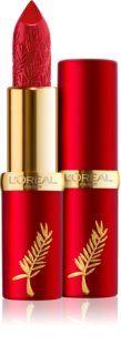 L'Oréal Paris Limited Edition Cannes 2019 Color Riche barra de labios hidratante