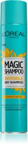 L'Oréal Paris Magic Shampoo Citrus Wave shampoing sec