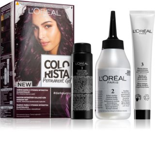 L'Oréal Paris Colorista Permanent Permanent Hair Dye