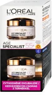 L'Oréal Paris Age Specialist 55+ καλλυντικό σετ I.