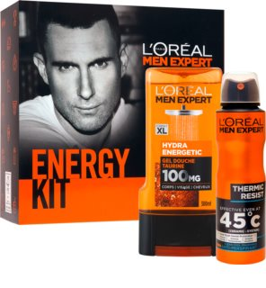 L'Oréal Paris Men Expert Hydra Energetic Cosmetic Set I. (for Men)