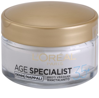 L'Oréal Paris Age Specialist 35+ creme de dia antirrugas