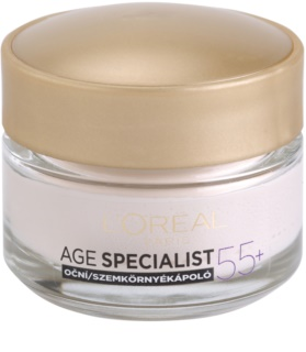 L'Oréal Paris Age Specialist 55+ крем для шкіри навколо очей проти зморшок