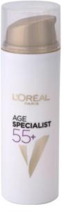 L'Oréal Paris Age Specialist 55+ моделюючий крем проти зморшок