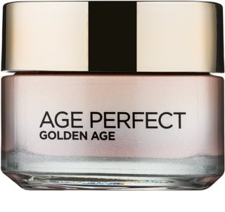L'Oréal Paris Age Perfect Golden Age creme de dia antirrugas para pele madura