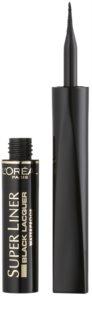 L'Oréal Paris Super Liner Black Lacquer eyeliner rezistent la apa