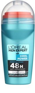 L'Oréal Paris Men Expert Cool Power рол- он против изпотяване