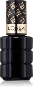 L'Oréal Paris Color Riche  гел топ лак за нокти