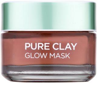 L'Oréal Paris Pure Clay відлущуюча маска
