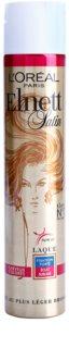 L'Oréal Paris Elnett Satin лак для фарбованого волосся з УФ фільтром
