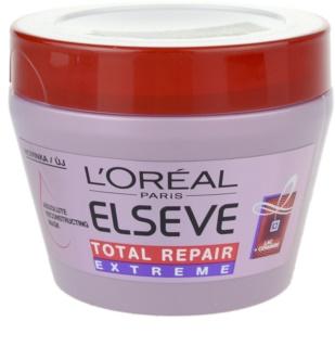 L'Oréal Paris Elseve Total Repair Extreme mascarilla reparación para cabello seco y dañado