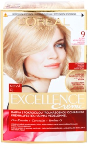 L'Oréal Paris Excellence Creme βαφή μαλλιών