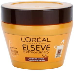 L'Oréal Paris Elseve Extraordinary Oil maska za suhe lase