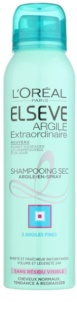 L'Oréal Paris Elseve Extraordinary Clay сух шампоан  за мазна коса