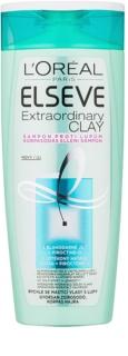L'Oréal Paris Elseve Extraordinary Clay šampon proti lupům