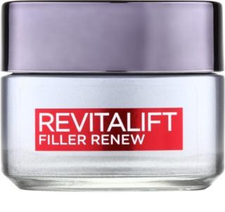 L'Oréal Paris Revitalift Filler Renew крем против бръчки с хиалуронова киселина