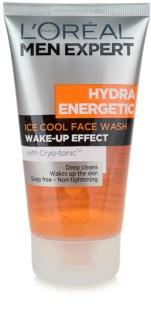 L'Oréal Paris Men Expert Hydra Energetic gel de limpeza para todos os tipos de pele