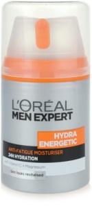 L'Oréal Paris Men Expert Hydra Energetic creme hidratante contra marcas de cansaco