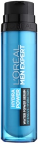 L'Oréal Paris Men Expert Hydra Power освежаващ хидратиращ серум за лице