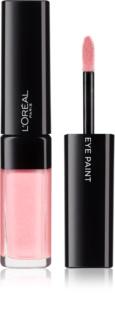 L'Oréal Paris Infallible długotrwałe żelowe cienie do powiek