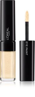 L'Oréal Paris Infallible дълготрайни сенки за очи-гел