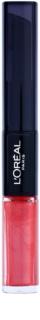 L'Oréal Paris Infallible Langaanhoudende LIppenstift en Lipgloss 2in1