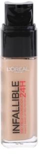 L'Oréal Paris Infallible dlhotrvajúci tekutý make-up